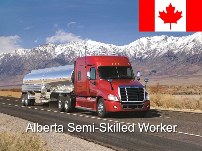 Alberta Semi-Skilled Worker