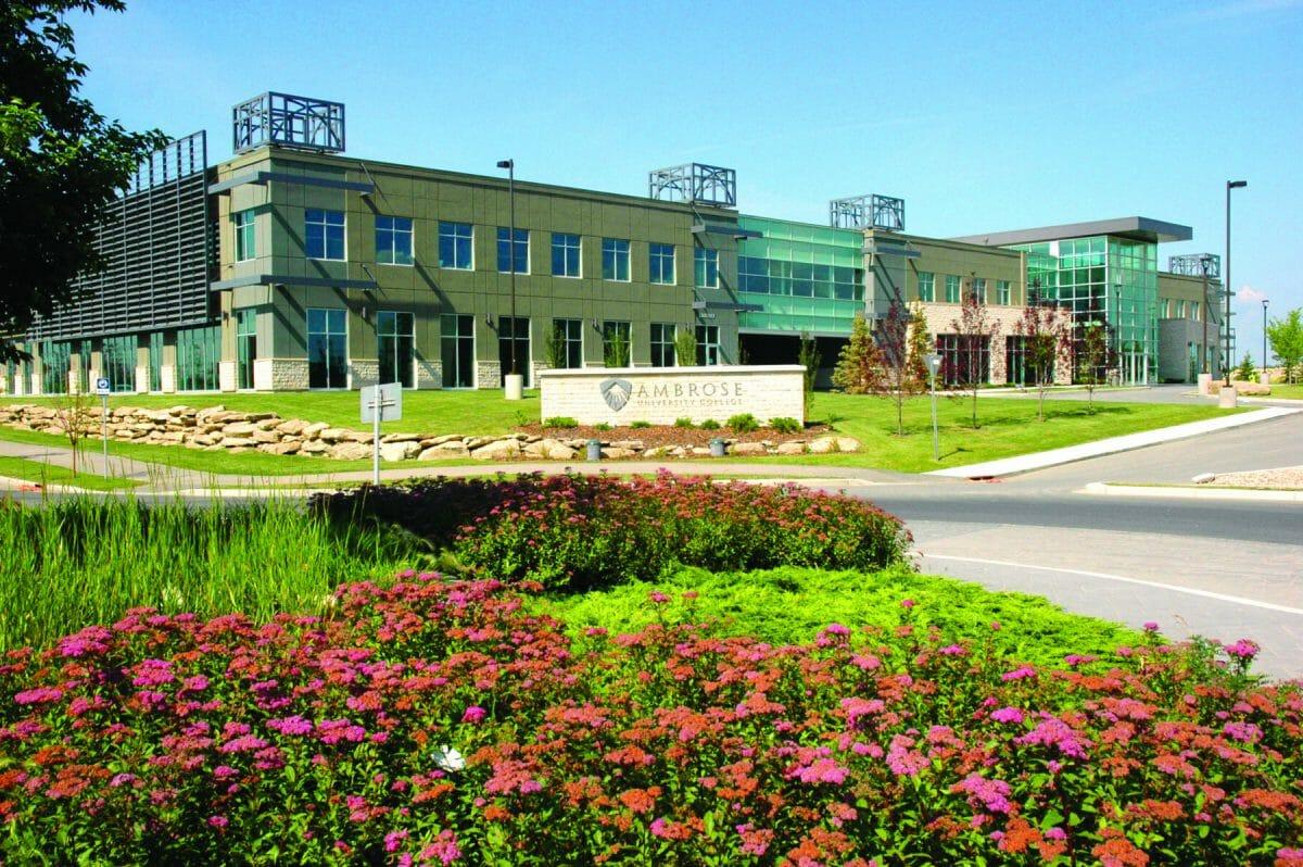 Ambrose University Admission Requirements