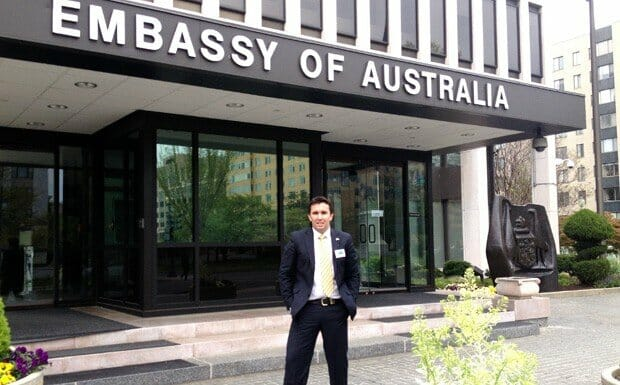 Australian Embassy And Consulates In the US