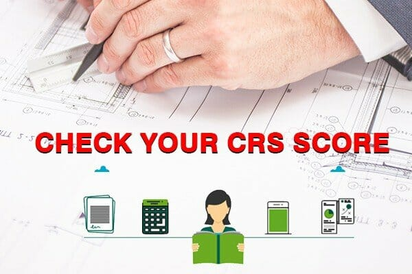 Calculating Canada Express Entry Immigration CRS Points