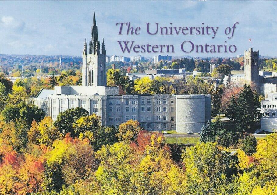 Western University, London, Canada