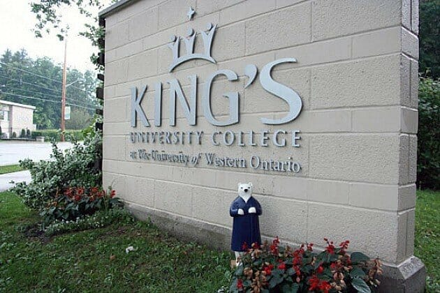 kings University Scholarships