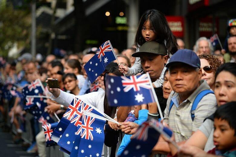 Australian Immigration Intake