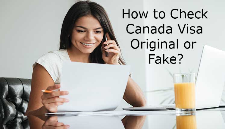 Check Job Offer Letter Is Genuine In Canada