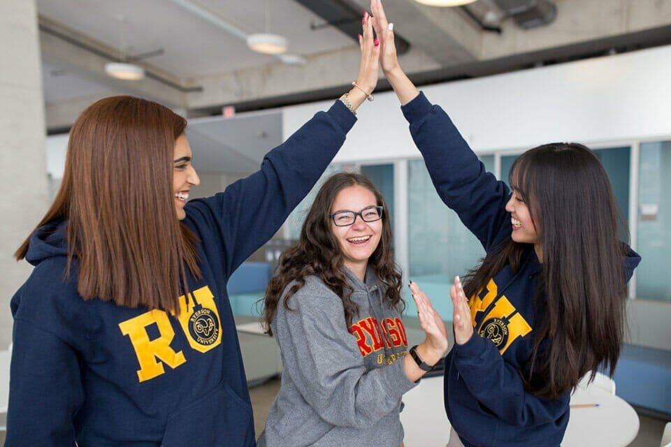 Ryerson University Scholarships
