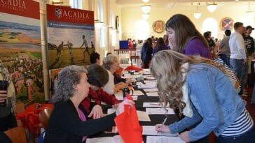 Acadia University Scholarships