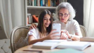 Parents and Grandparents