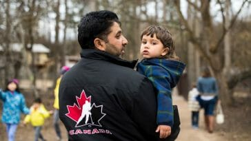 Resettling in Canada as a Refugee