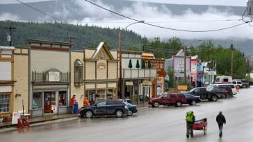 Cities in Yukon