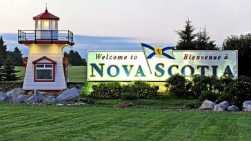 Nova Scotia Population