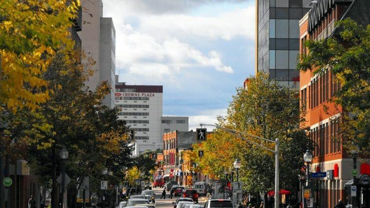 cities in new brunswick