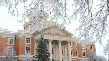 Universities in Manitoba