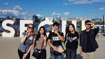 Study in Canada from Korea