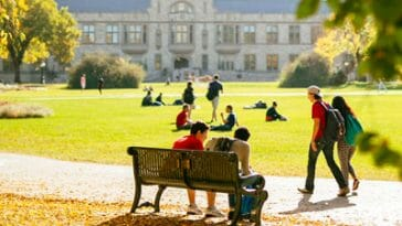 universities in canada for political science
