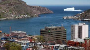 Population of Newfoundland and Labrador