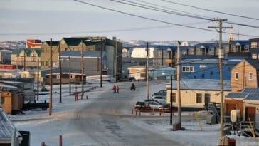 Nunavut population