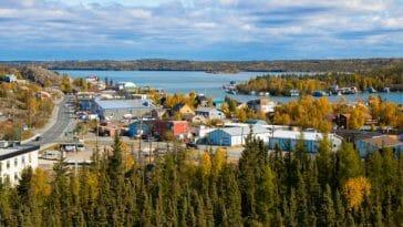 cities in Northwest Territories