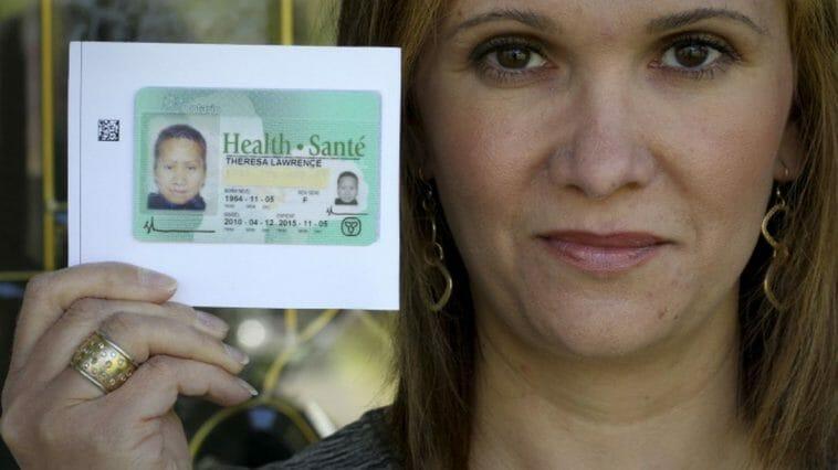 Ontario Health Care Card