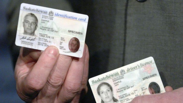 Saskatchewan drivers license