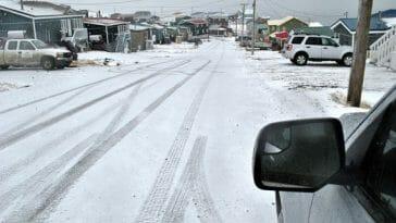 Nunavut drivers licence