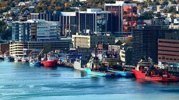 Cities in Newfoundland and Labrador